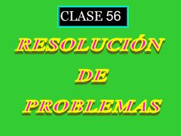 Clase 56: Resolucion de Problemas EGE - CubaEduca