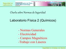 Charla Seguridad Lab2-2013