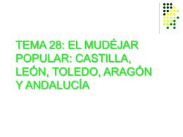 TEMA 28 - historiadelartebachillerato