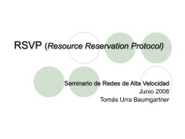 RSVP - Inicio