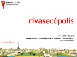 rivasecópolis - Ajuntament de L`Hospitalet