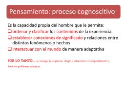 3)PENSAMIENTO