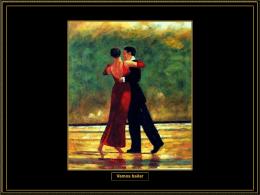 A Dança através da pintura