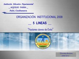 Metal Silver - Institución Educativa Aquileo Parra