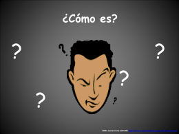 ¿Cómo es? - Light Bulb Languages