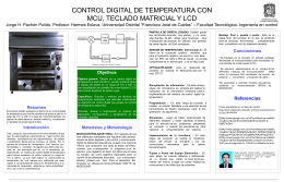 poster control digital-power point