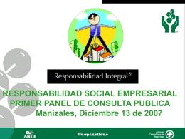 Presentación de PowerPoint - Responsabilidad Integral Colombia