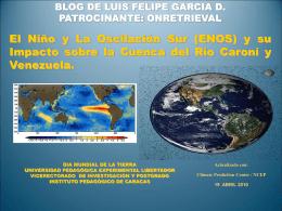 ( + ) El Niño - Blog de Luis Felipe Garcia Diaz