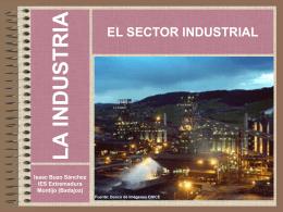 La industria - Escuelas San José