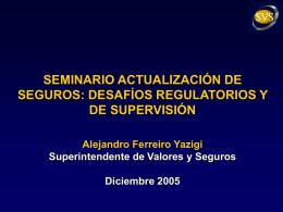 Diapositiva 1 - Colegio de Corredores de Seguros