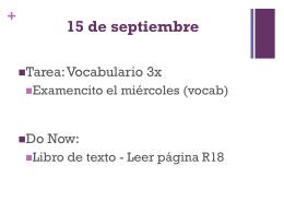 15 de septiembre
