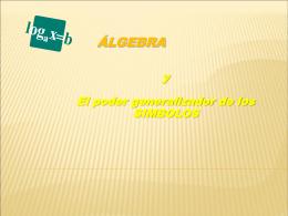 CLASE 1. ALGEBRA_BASICA