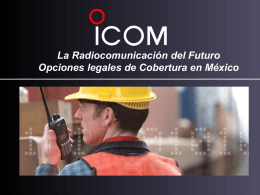 Presentacion IDAS IP COMERCIAL SYSCOM 2014