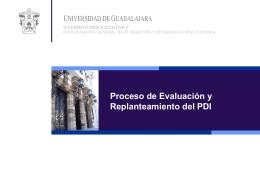Modelo académico y actualización del Plan de Desarrollo