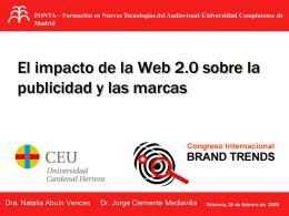 El impacto de la web 2.0 sobre la publicidad y las marcas