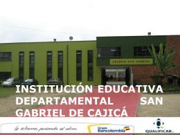 2012proyCF - IED San Gabriel