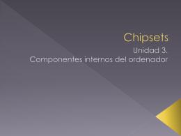 Chipsets - Ciudaddelosmuchachos-SMR