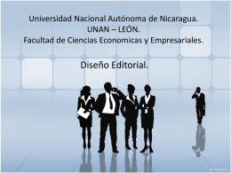 Universidad Nacional Autónoma de Nicaragua. UNAN – LEÓN