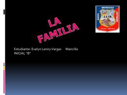 LA FAMILIA - lennycita09