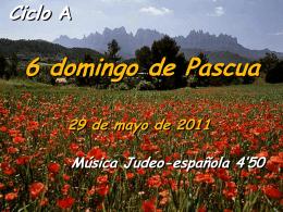 Salmo 65 - Javier Leoz