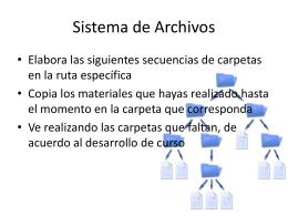 EXTESIONES DE ARCHIVOS
