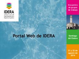 Portal_IDERA_mapas-gob