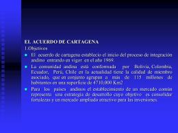 5.La Corporación Andina de Fomento