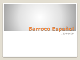 Barroco Español - Immaculateheartacademy.org
