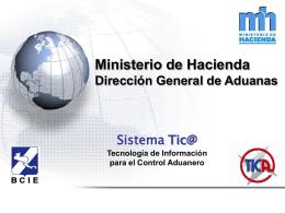 4. Esquema tecnologico aplicación TICA