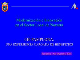 SAC - Navarra