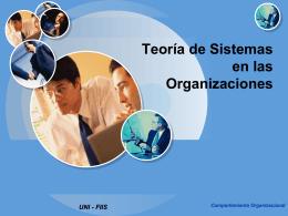 IdentificarlasOrganizaciones