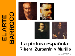 LA PINTURA BARROCA ESPAÑOLA - Historia