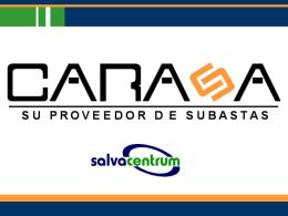 Presentación de Servicios CARASA