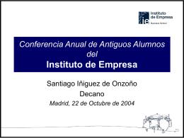 Redes y alianzas, fuentes de innovación Autor: Santiago Iñiguez