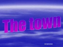 Copia de The town