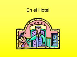 À l`Hôtel