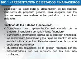 Cap 2.6. Presentación