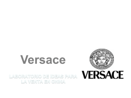 Versace - e