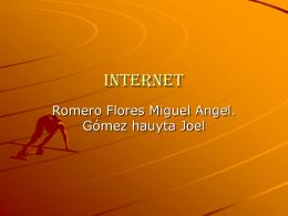 "Internet - ""Mariscal Caceres"" de Ayacucho"