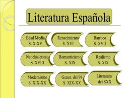 GÉNERO NARRATIVO Siglos X-XVIII (6522368)