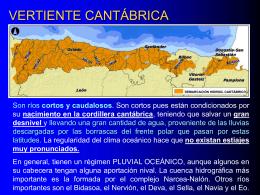 CLIMATOLOGÍA DE ESPAÑA - geografiadebachillerato