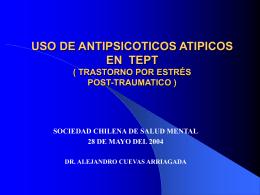 DrCuevas - Sociedad Chilena de Salud Mental