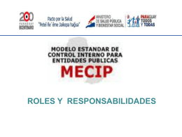 Equipo MECIP
