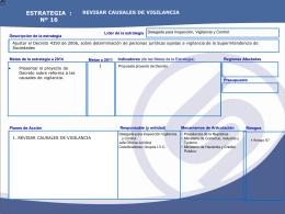 16_causales de vigilancia - Superintendencia de Sociedades