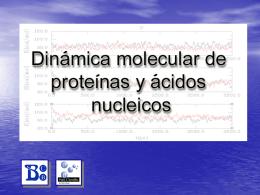 Introducción a la Dinámica Molecular