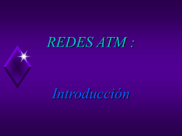 introduccion a ATM