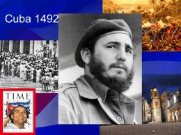 Spanish Cuba post 1900