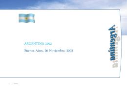 Presentación Noviembre 2002 al castellano
