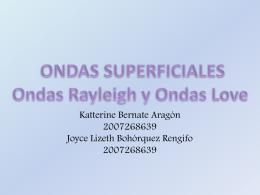 ondas Rayleigh