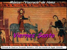 Lecturas del Viernes Santo - Maran Atha Aguascalientes Divina